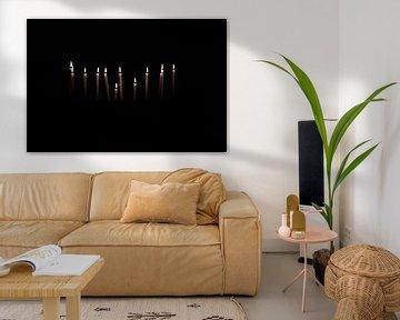 Licht in de duisternis van Ratna Bosch