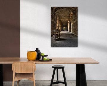 Alter Korridor von Arthur van Orden