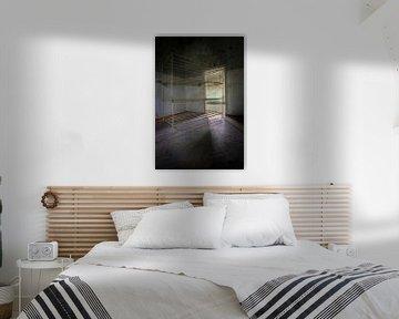 Das Schlafzimmer von Arthur van Orden