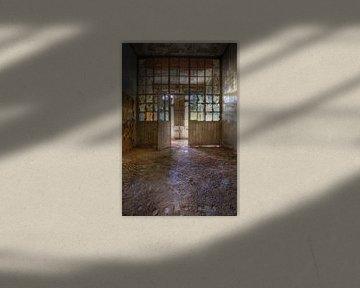 Das baufällige Zimmer von Arthur van Orden