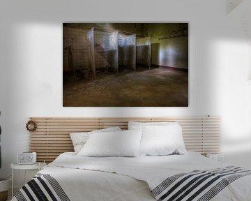 Der Duschraum von Arthur van Orden