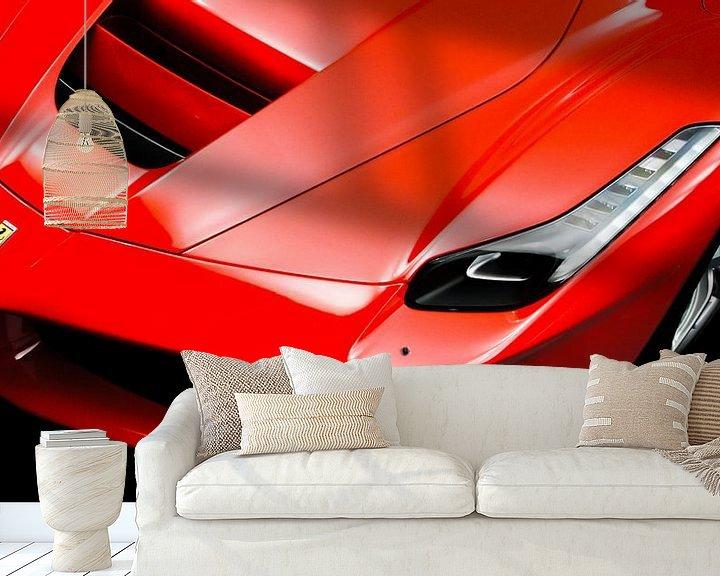 Impression: Ferrari LaFerrari | Supercar rouge sur Jesse Barendregt