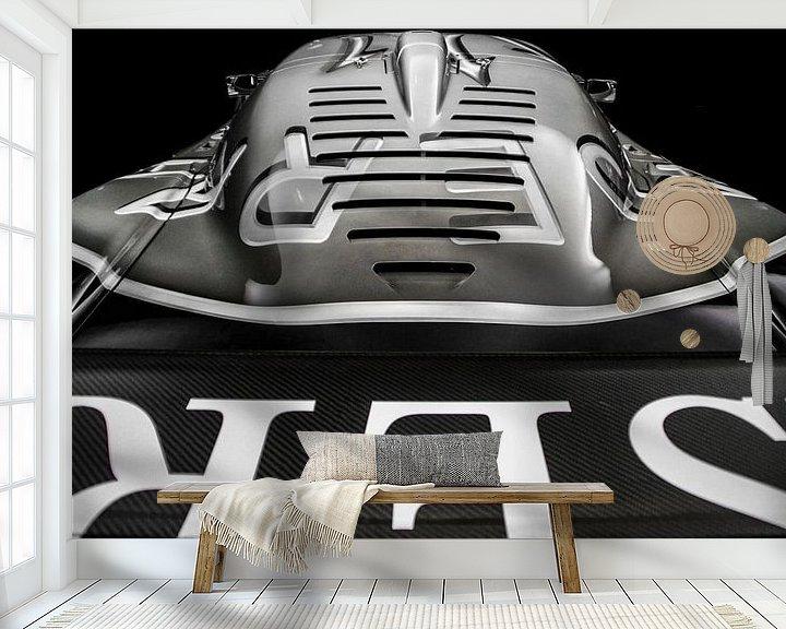 Beispiel fototapete: Maserati MC12 Corsa | Maserati Rennwagen von Jesse Barendregt