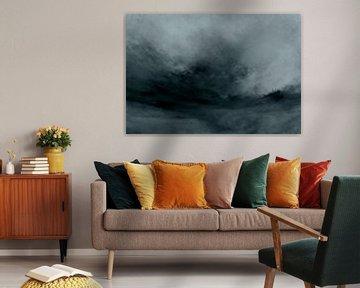 Sturm auf See von Marijke van Loon