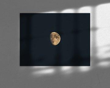 Letztes Viertel - Mond