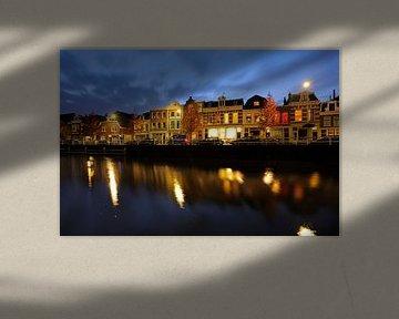 De Westerkade langs de Vaartsche Rijn in Utrecht van Donker Utrecht