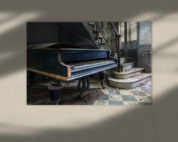 Flügel unter der Treppe von Tim Vlielander