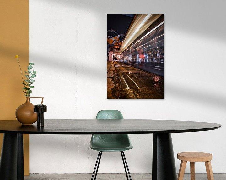 Sfeerimpressie: Kubus Woningen Rotterdam van Chris Koekenberg