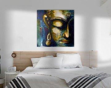 Buddha - The Watercolor 31012021