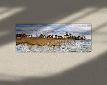 Pittoresk Durgerdam van Harry Hadders