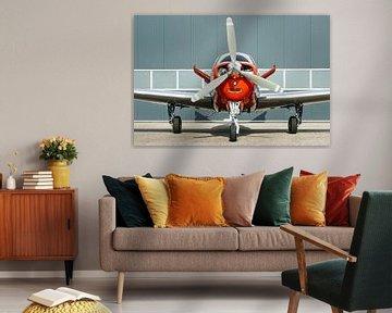 Beechcraft Bonanza - avion à hélice classique sur Planeblogger