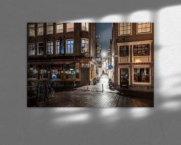 Avondklok in Amsterdam - De Wallen