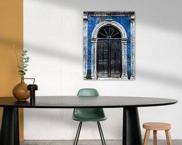 Alte Türen2 von Henk Leijen