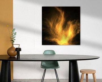 Vuur of wolk? van Ronald Smits