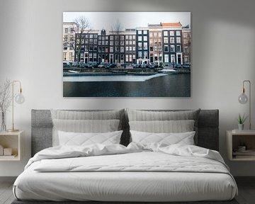 Winter in Amsterdam II von Quinten Tolboom