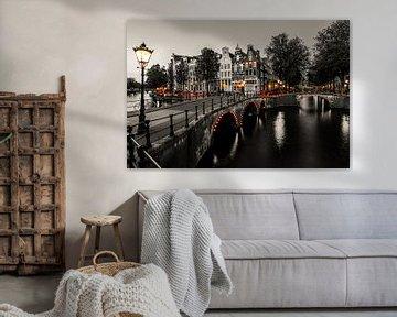 Amsterdam keizersgracht von Shorty's adventure