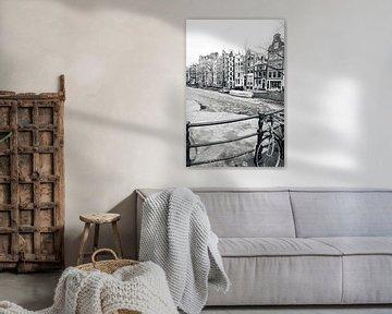 Winter in Amsterdam III sur Quinten Tolboom