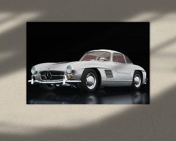 Mercedes 300 SL Gullwings