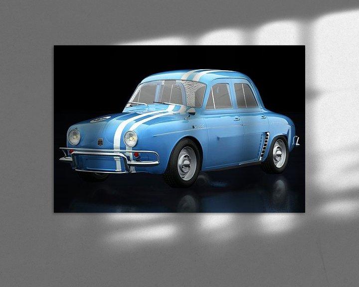 Beispiel: Renault Gordini von Jan Keteleer