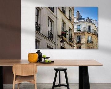 Pariser Fassaden von Ingrid de Vos - Boom