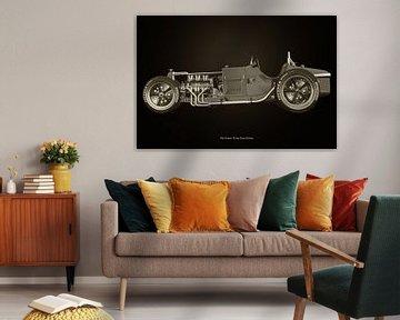 Alfa Romeo P3 Rat-Road Editie