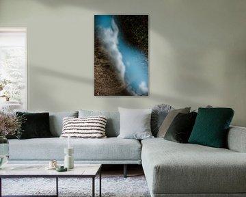 Aarde Lucht en Gras van Willeke Photography