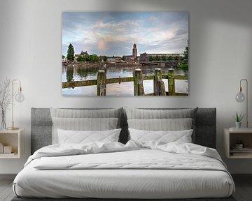 Stadsgezicht Zwolle