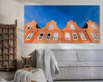 Nederlandse wijk in Potsdam van Werner Dieterich