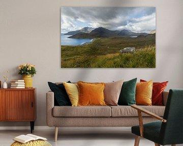Isle of Skye - Broadford (Schotland) van Marcel Kerdijk