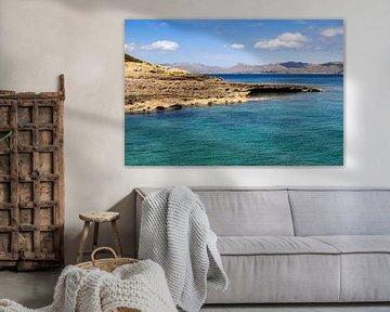 Bucht vor der Halbinsel La Victoria, Mallorca von Reiner Conrad