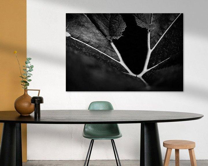 Beispiel: Abstrakte Pflanzen und Blätter von Rene  den Engelsman