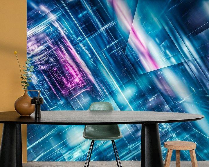 Impression: A l'intérieur de la matrice sur Max Steinwald