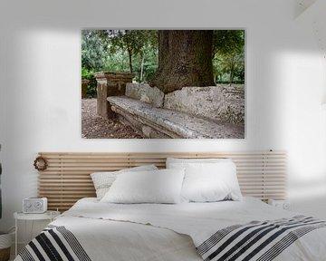 Villa Borghese, Rome van Miss Dee Photography