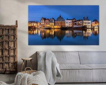 Maassluis, Zuid Holland van Adelheid Smitt