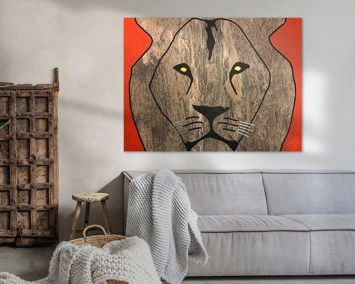 Sfeerimpressie: Leeuw van hou2use
