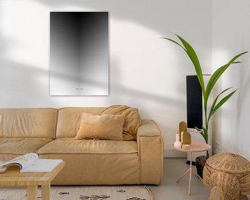Feder schwarz von The Pixel Corner