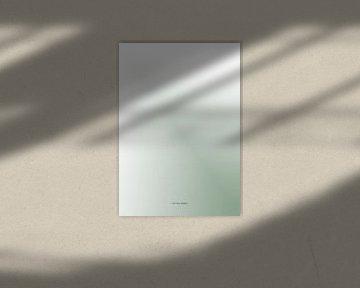 Feder grün von The Pixel Corner