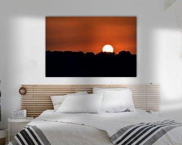 Zonsondergang van Philipp Klassen