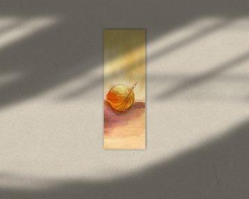 Zwiebel allein von Claudia Gründler