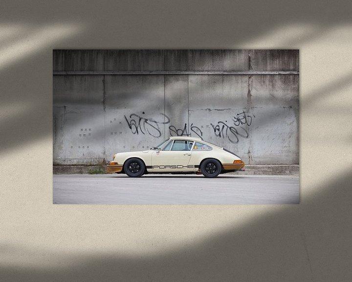 Beispiel: DutchmanPhotos Magnus Walker 911 Hot Rod von Maurice van den Tillaard
