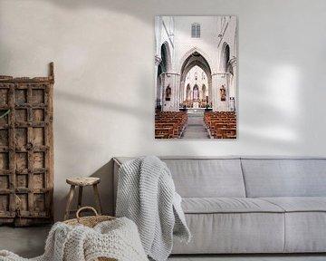 Sint Willibrordus Basiliek, Hulst van Laura de Roeck