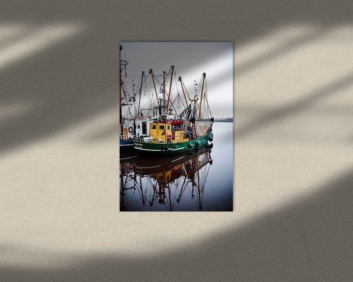 Beispiel: Boot. von Sebastiaan Peek