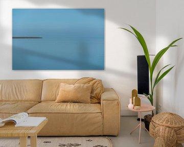 Minimal in Blue van Annemarie van der Hilst