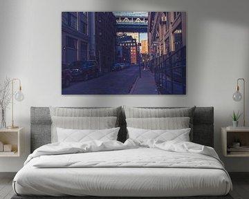 Les ponts de Dumbo New York 02 sur FotoDennis.com