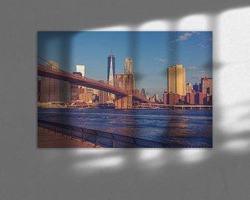 Les ponts de Dumbo New York 08 sur FotoDennis.com