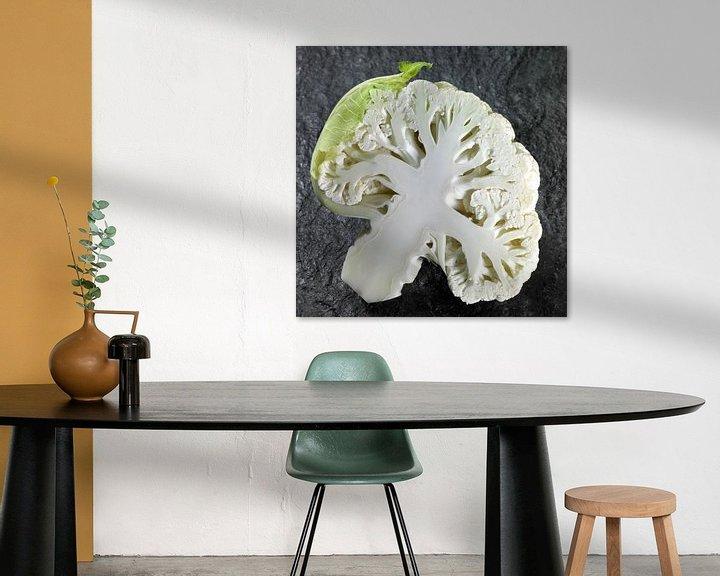 Sfeerimpressie: Gehalveerde bloemkool van Achim Prill