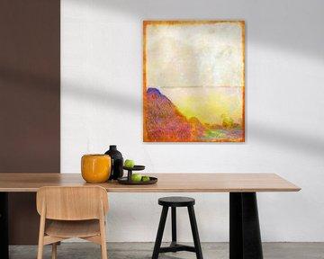 Monet Rothko and Zanolino. Hay Starlight van Giovani Zanolino