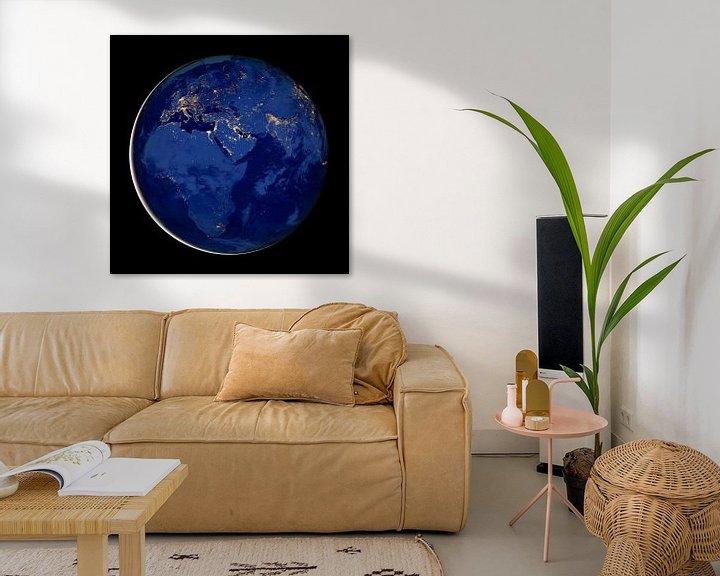 Sfeerimpressie: Nacht van Space and Earth