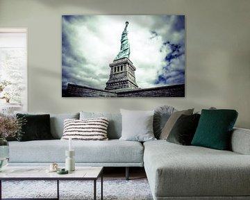 Statue of Liberty 14 van FotoDennis.com