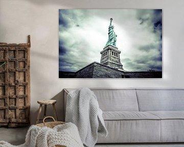 Statue of Liberty 17 van FotoDennis.com